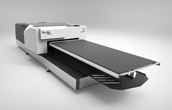 Texjet More de Polyprint - l'imprimante la plus performante du marché