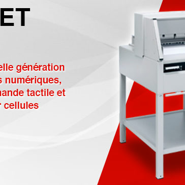 Massicot Ideal 4860 ET