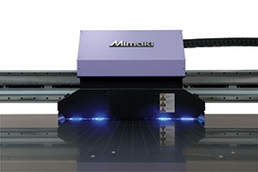 Imprimantes Mimaki JFX200 Series - Technologie UV Led