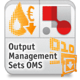 Sets Output Management (OMS) pour Filmgate 8