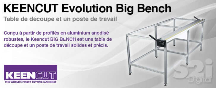 Keencut Evolution Big Bench
