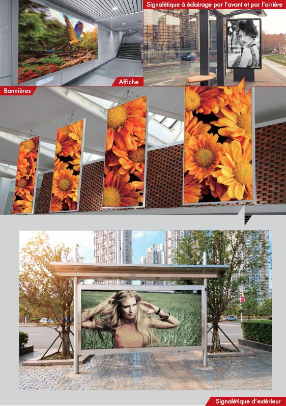Mimaki JV150 - Applications